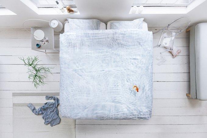 """Комплект постельного белья """"Рыбка Бэсси"""" 200х220"""