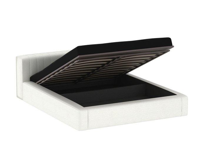 """Кровать """"Vatta"""" с подъемным механизмом и вместительным ящиком для белья 160х200 см"""