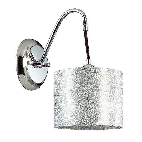 Бра Lumion Odri с серебренным абажуром