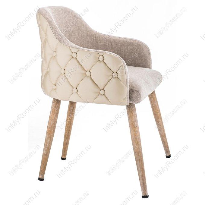 Кресло Alto cream бежевого цвета
