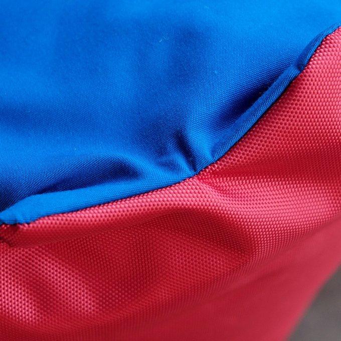 Кресло-мешок Цветок L Tempotest Blue on Red