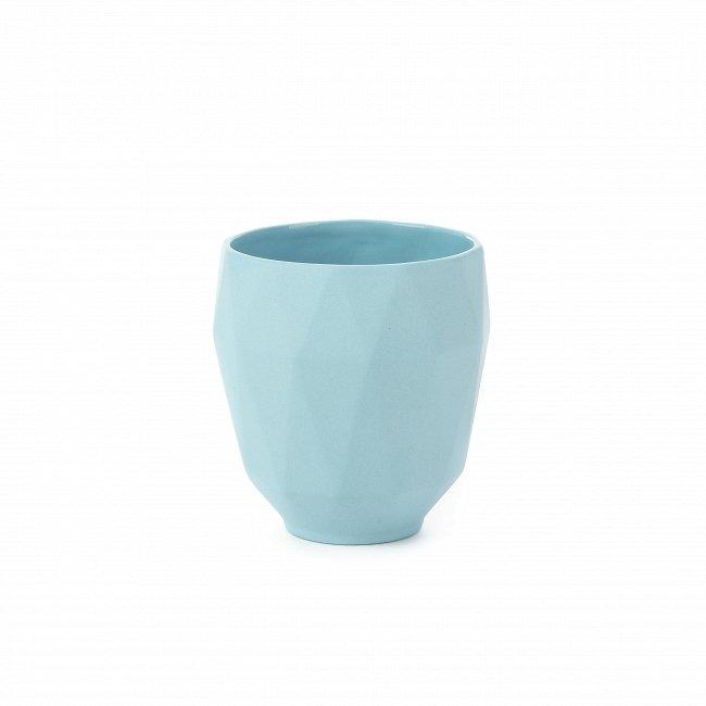 Чайная чашка Ramus голубого цвета