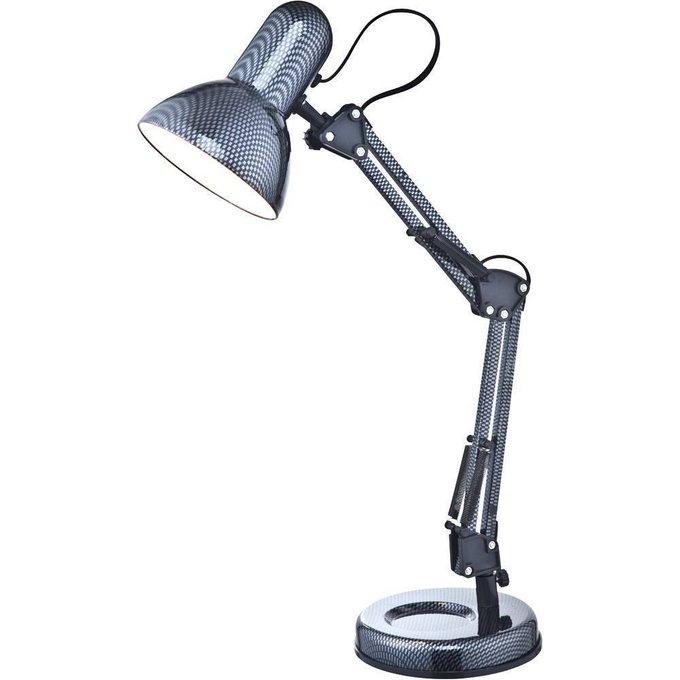 """Настольная лампа """"Carbon"""" Globo"""
