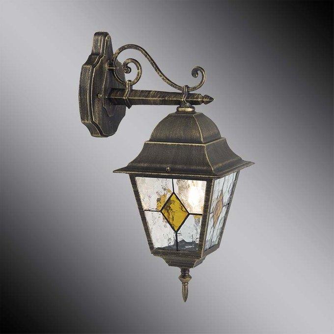 Уличный настенный светильник BRILLIANT JASON