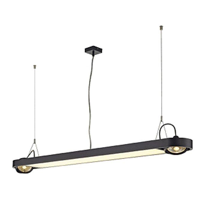 Светильник подвесной SLV Aixlight R Office черный