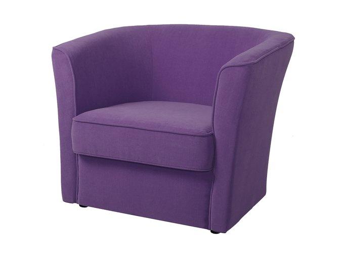 Кресло California фиолетового цвета