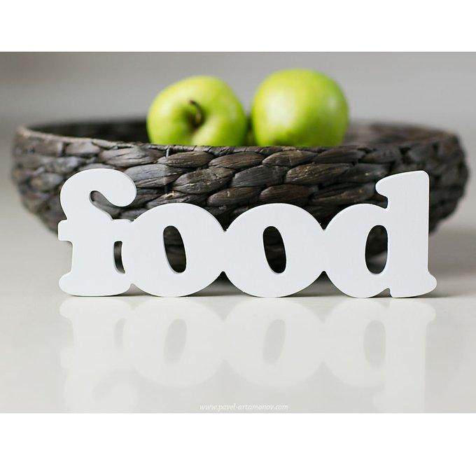 "Надпись ""Food"""