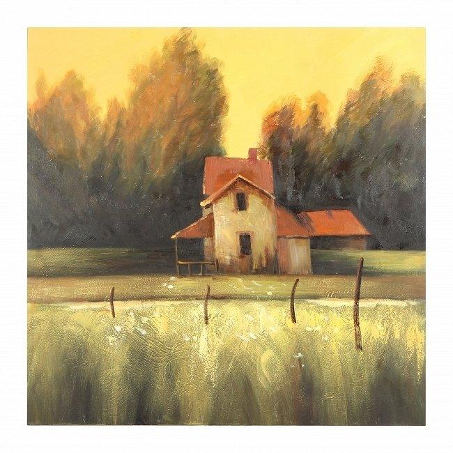 "Картина ""Farm Landscape"""