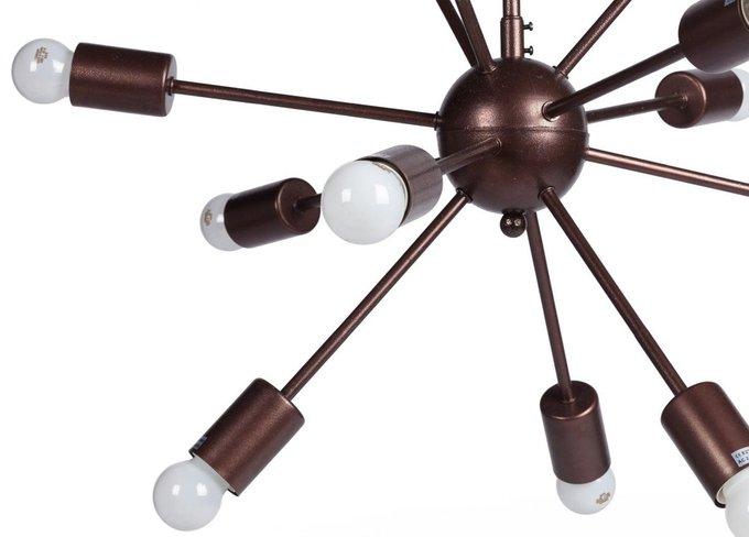 Железная люстра Sputnik Filament Chandelier