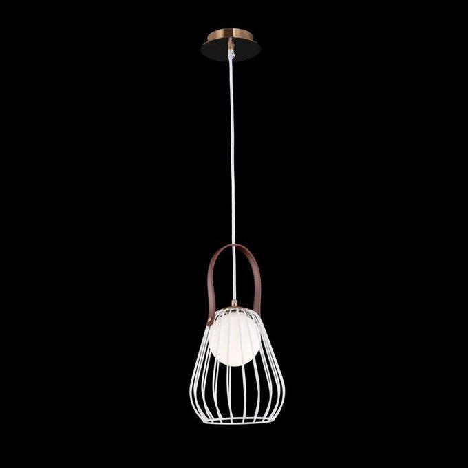 Подвесной светильник Indianaиз металла и стекла