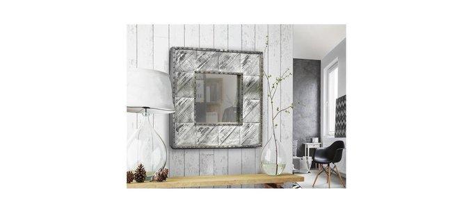 Настенное зеркало Schuller Alpes квадратной формы