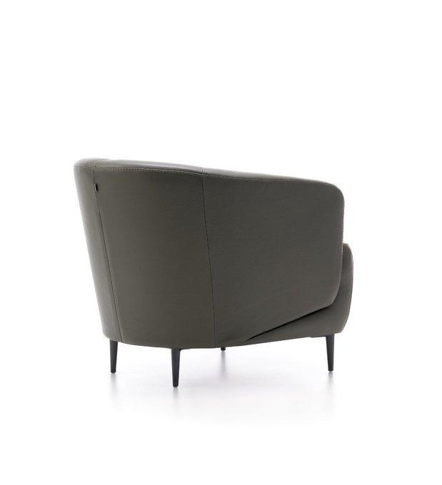 Кресло для отдыха Tango Queen серого цвета