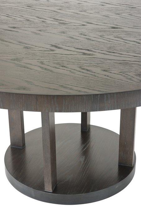 Обеденный стол Drummond коричневого цвета