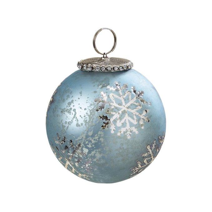 Новогодний шар Ball из стекла