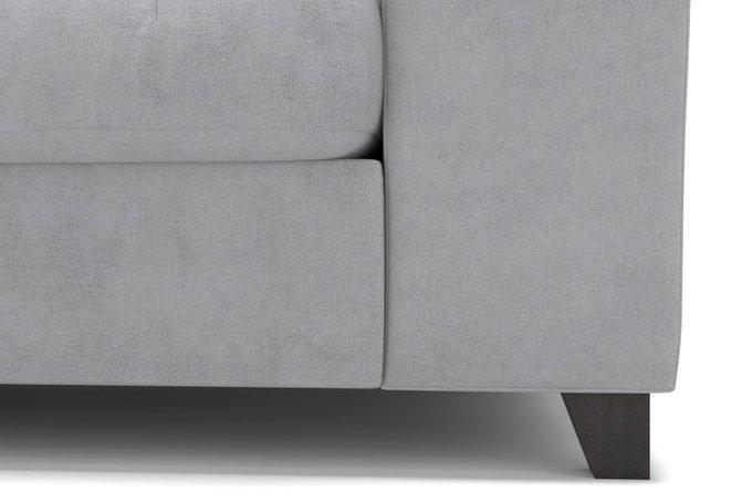 Диван Vittorio MT двухместный светло-серый