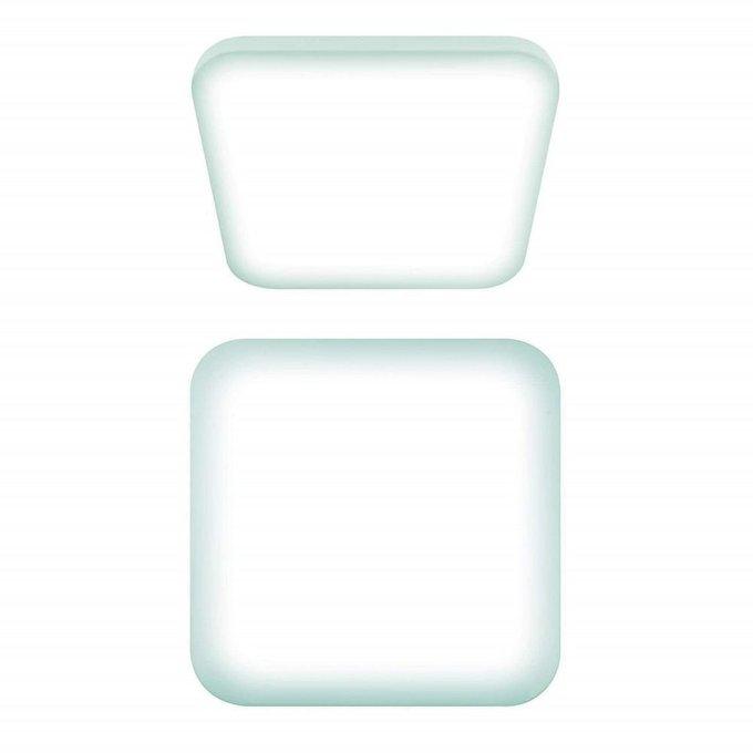 Потолочный светодиодный светильник Quatro