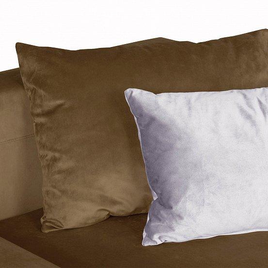 Кресло-кровать Мэдисон Лувр коричневого цвета