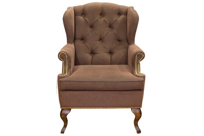 Каминное кресло Liote с мягкой подушкой