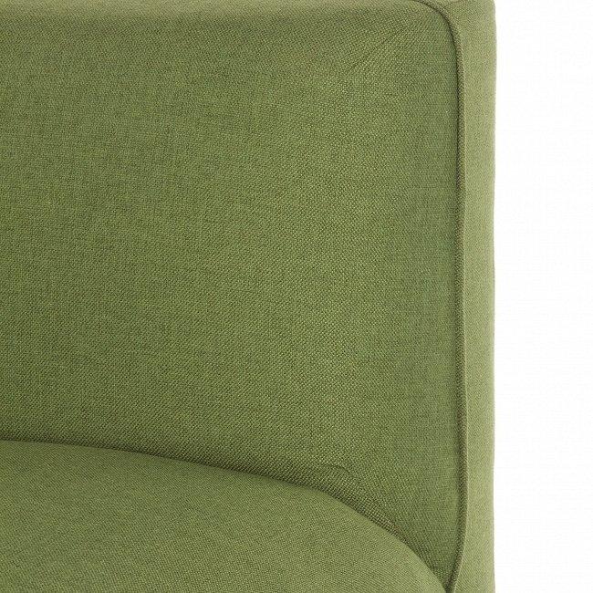 Молуль дивана зеленого цвета
