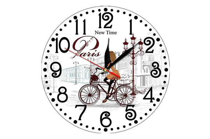 Часы настенные New Time