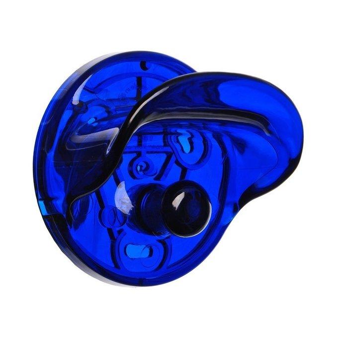 Крюк для одежды Graceful синего цвета
