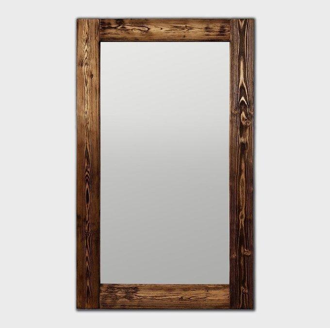 Декоративное зеркало Прованс с рамой из массива сосны