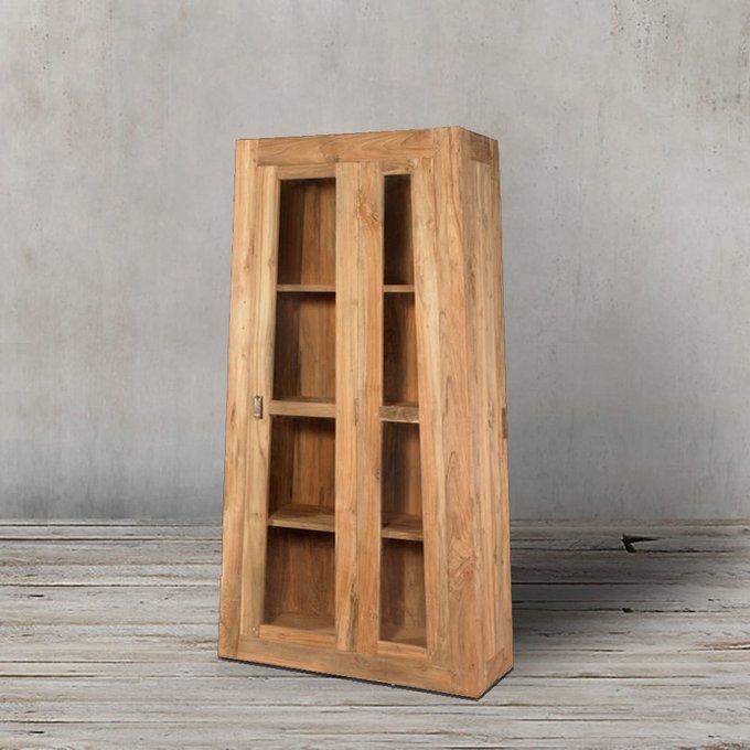 Шкаф Dona из массива тикового дерева