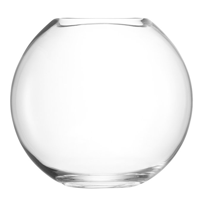 Ваза круглая LSA globe 24 см