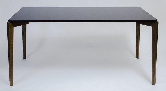 Стол Rectangle Compact с ножками из массива дуба