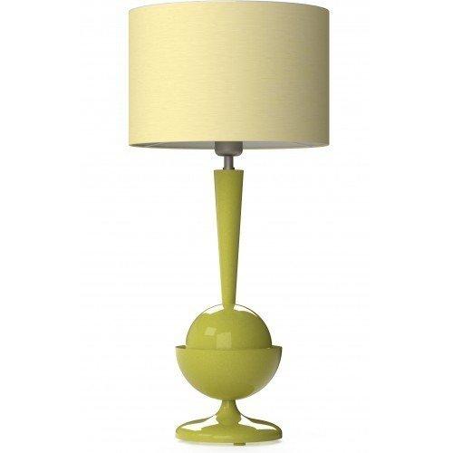 Настольная лампа Cor желтая