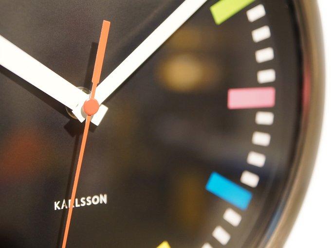 Настенные часы Rainbow из стали