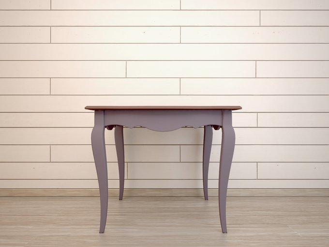 Квадратный обеденный стол Leontina lavanda