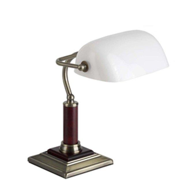 Настольная лампа декоративная Bankir