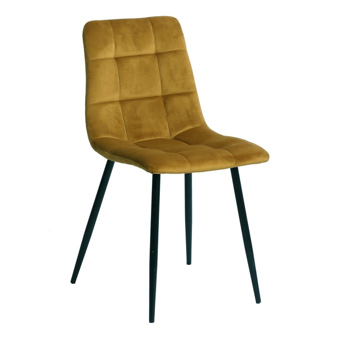 Обеденный стул Middelfart светло-коричневого цвета