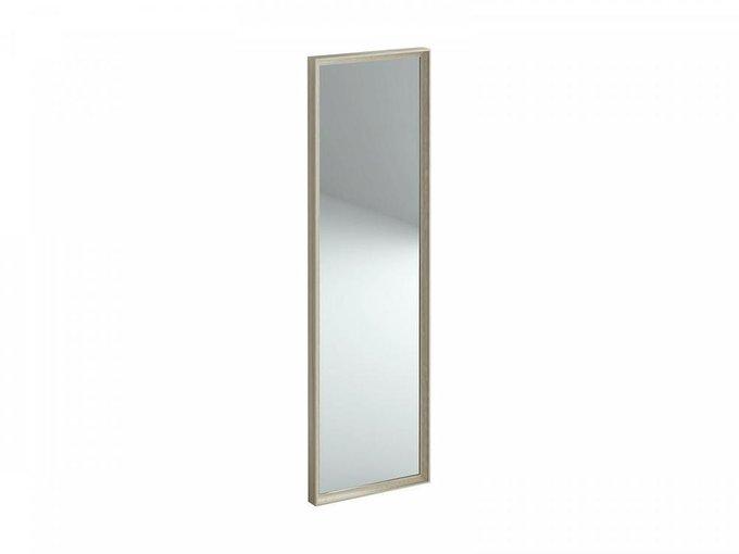 Напольное зеркало Reina в деревянной раме