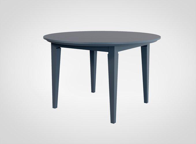 Стол обеденный круглый Manhattan из массива бука