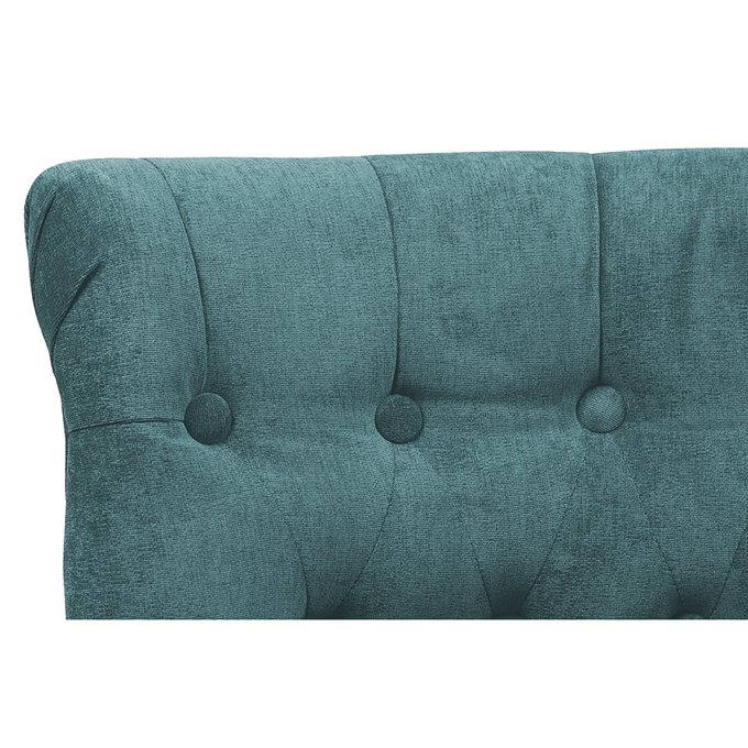 Кресло Dawson Морская голубого цвета