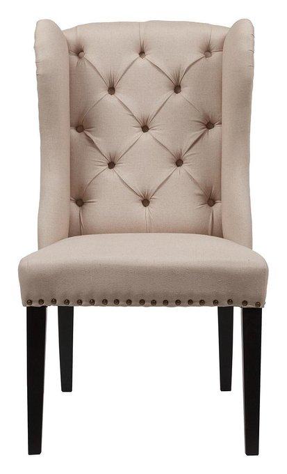 Стул Maison Chair с мягкой обивкой бежевого цвета