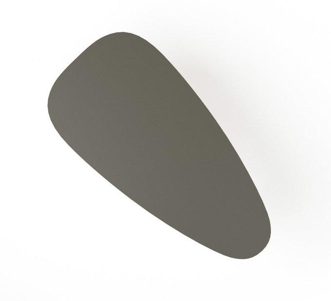 Журнальный стол River Long серого цвета