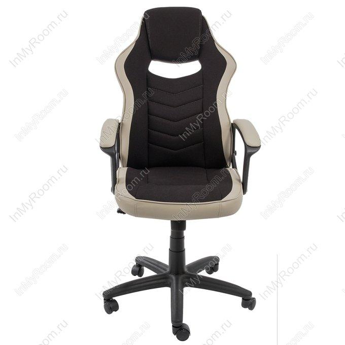 Компьютерное кресло Gamer черно-серого цвета