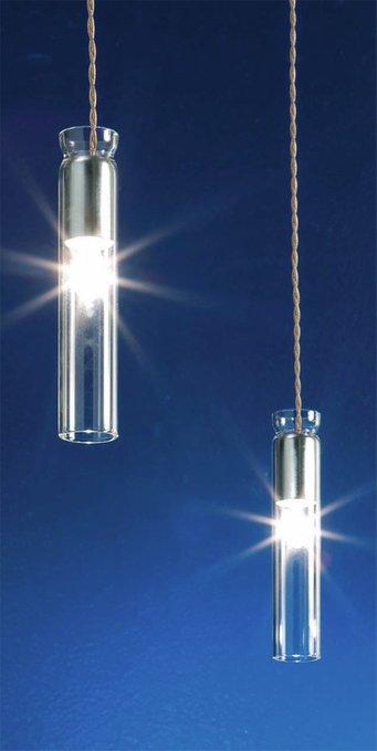 Подвесной светильник Album RADIALE из прозрачного стекла