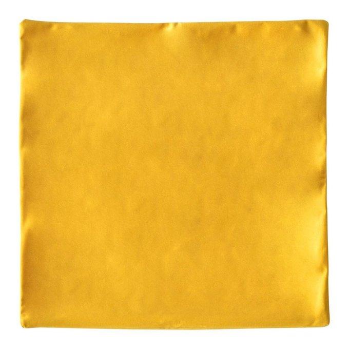 Наволочка Жёлтая коллекции Авангард