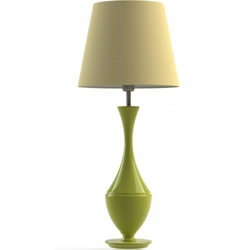 Настольная лампа Aries желтая