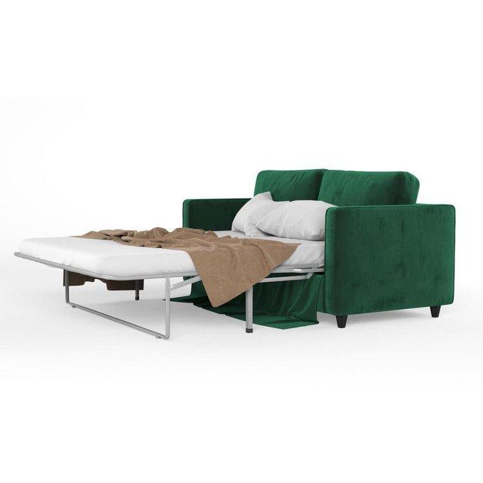 Трехместный раскладной диван Scott SFR  зеленый