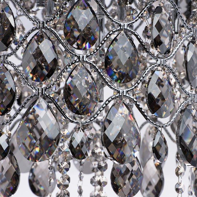 Потолочная люстра Кларис с пультом ДУ