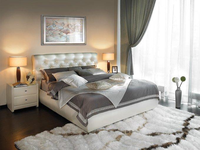 Двуспальная Кровать Richard (Аскона Ричард) с подъемным механизмом 200 x 200