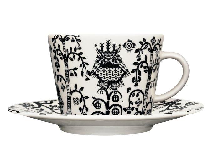 Чашка для кофе капучино Taika из фарфора