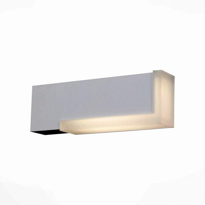 Уличный настенный светодиодный светильник ST Luce Posto