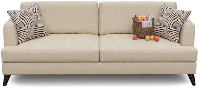 Диван-кровать Верди бежевого цвета