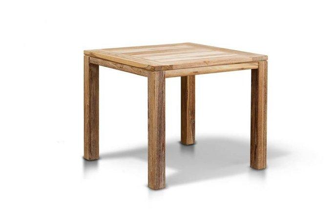 Стол Виченца из натурального тика